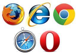 all browsers image